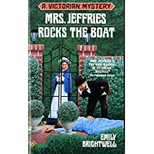 Mrs. Jeffries Rocks the Boat (Mrs.Jeffries Mysteries Book 14) (English Edition)