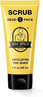 Bee Bald Scrub for Head and Face, 3 Fluid Ounce