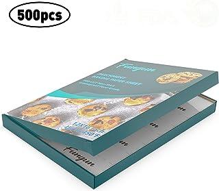 Fungun 不粘羊皮纸烘焙纸 500 PCS