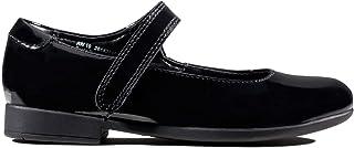 Clarks Derby 男童款系带皮鞋