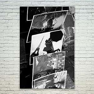 Westlake Art Duck Couple - 海报印刷墙艺术 - 现代图片摄影家居装饰办公室生日礼物 - 无框英寸 Multi 25 5x7 in