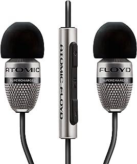 Atomic Floyd SuperDarts 和远程立体声钛耳机