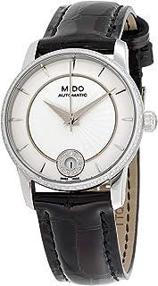 MIDO 女式自动手表 M0072076603620 带皮革表带