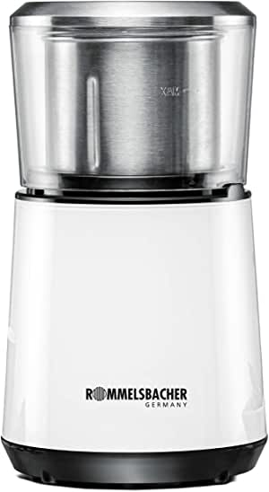 ROMMELSBACHER EKM 磨咖啡器 白色 EKM 125