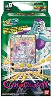 Dragon Ball Super:Unison Warriors 系列 10 - SD13 Clan Collusion Starter Deck