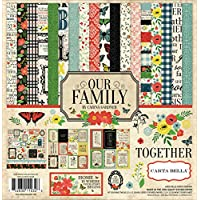 "Carta Bella Collection Kit 12""X12""-Our Family"