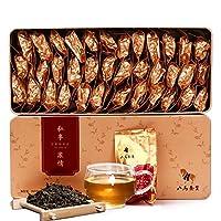 八马茶叶 安溪铁观音 浓香型乌龙茶 私享浓情铁盒装礼盒252g