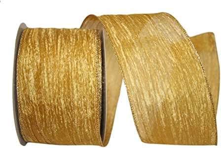 Reliant Ribbon 97597W-085-40K 打印机色带 金色 4 Inch X 30 Yards 97597W-035-10X