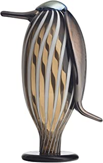 Iittala Figraur Birds by TOIKKA 玻璃米色,棕色,26 厘米