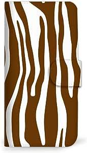 mitas iphone ケース293SC-0144-BR/iPhone Xs 1_iPhone (iPhone XS) 棕色
