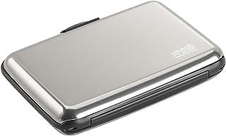Lewis N. Clark Rfid Aluminum Wallet 银色 均码