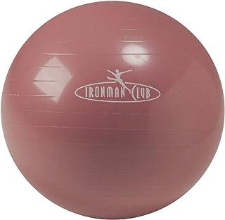 IRONMAN CLUB(铁人俱乐部) 瑜伽 球 <55cm/65cm/75cm> 带泵 平衡 训练