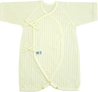 村信 La Morfet 加工 Knit Soccer 婴儿连体内衣 日本制造 奶油色 80
