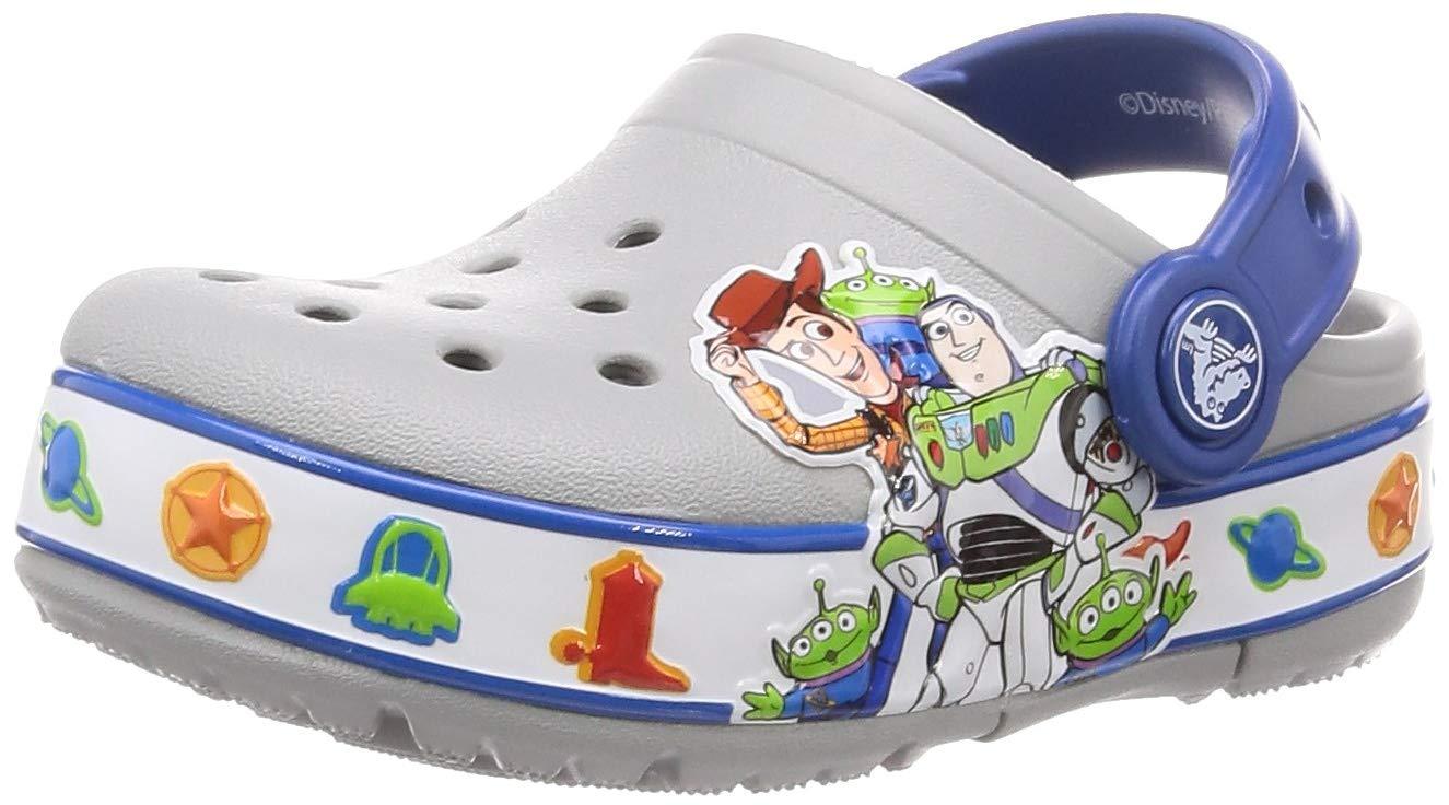 Crocs 卡骆驰 Crocs 风扇 爱情 『玩具总动员』 系带休闲洞洞鞋儿童