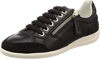 Geox 女式 D Myria B 低帮运动鞋