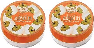 Coty Airspun Face Powder, Naturally Neutral, 2.3 oz 2片装