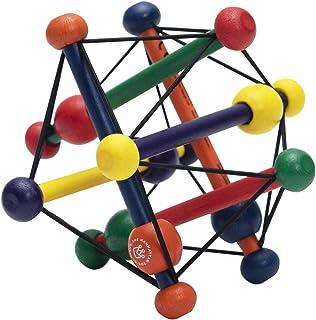Manhattan Toy Skwish 经典的拨浪鼓和牙龈抓咬 活动玩具