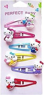 Hello Kitty 女孩发饰 | Hello Kitty 发夹发带发夹 - Hello Kitty 礼物