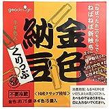 吉欧 夹子 金色纳豆 KNC-01