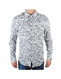 TONZ 铜志 男式 长袖正装衬衫 T13057066