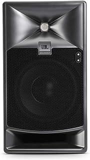 """JBL Professional 705P 双放大有源参考级音响 专业监听音箱, 3-5"""" 黑色"""
