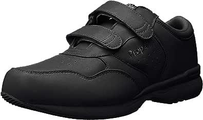 Propet 男士 Life Walker Strap 运动鞋 运动白色 10.5 XW US
