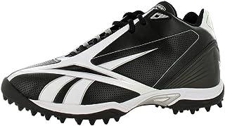 Reebok Pro Burner SPD III 5/8 Q2 男士足球鞋(312.5,黑色/白色)