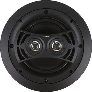 Jamo I/O 6.52dvca2fg * 2 路嵌入式扬声器(6.5 英寸低音,灵敏度:89db/2 x 100 瓦)