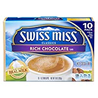 Swiss Miss Rich Chocolate Hot Cocoa Mix 10-1 oz envelopes