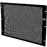 Seismic Audio - SARRSP-23-7 空间通风服务器网络 PA/DJ 机架隔板 - 7U 48.26 厘米机架安装面板