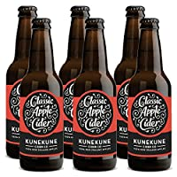 Kunekune 酷里酷尼 传统苹果苹果酒 Classic Apple Cider(6瓶)新西兰进口 4.5% vol