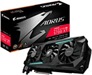 GIGABYTE AMD Radeon RX5700系列 显卡GV-R57XTAORUS-8GD  GAMING WIND FORCEモデル RX5700XT