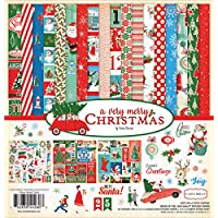 "Carta Bella Collection Kit 12""X12""-A Very Merry Christmas"