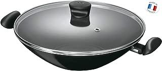 Tefal 泰福 b3677502 完美 5 炒鍋鋁 黑色 36 厘米