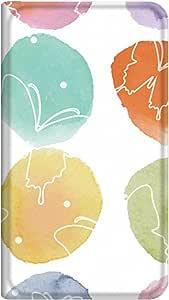 智能手机壳 手册式 对应全部机型 薄型印刷手册 cw-078top 套 手册 蝴蝶 超薄 轻量 UV印刷 壳WN-PR131262-S Disney Mobile on SoftBank DM015K 图案C