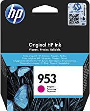 HP 953 Magenta Original Ink Cartridge – 墨盒适用于打印机 (洋红色, 标准, HP, 40 – 60 ° C, Officejet Pro 8210 Officejet Pro 8218 Officejet P
