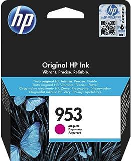 HP 953 Magenta Original Ink Cartridge – 墨盒适用于打印机 (洋红色, 标准, HP, 40 – 60 ° C, Officejet Pro 8210 Officejet Pro 8218 Officejet Pro 8710 AIO Officejet Pro 8715黑色 AIO, 5 – 35 ° C)