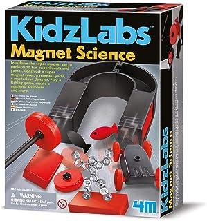 4M 儿童 实验室磁铁科学 玩具 科学探索早教玩具