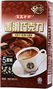 AIK CHEONG 益昌老街巧克力(40g*5包) 200g(马来西亚进口)