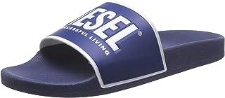 Diesel 男士 Sa-valla-Sandals 拖鞋