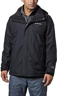 Columbia 男士 Bugaboo II 抓絨可互換夾克,保暖反光保暖