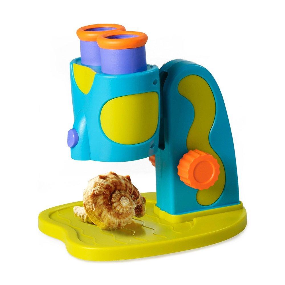 Educational Insights GeoSafari Jr. My First显微镜 STEM 玩具 学龄前儿童