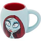 Vandor The Nightmare Before Christmas Sally 45.7g 椭圆形陶瓷杯 (84161)