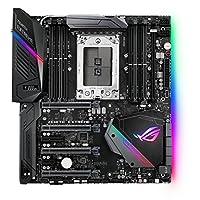 ASUS ROG ZENITH EXTREME AMD ryzen threadripper tr4DDR 4M.2u.2x399E-ATX hedt 主机板 with onboard wigig 802.11集线器 AD WIFI , USB 3.1,以及 AURA 同步 RGB 照明