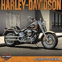 Harley Davidson 2018 挂历