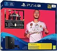PlayStation 4 游戏机 Konsole + FIFA 20