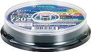 三菱化学媒体 Verbatim 1次录像用 BD-R XL VBR520YP10SV2 (单面3层/2-4倍速/100GB/10张)