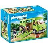 Playmobil 6928 乡村马箱带敞开式门门