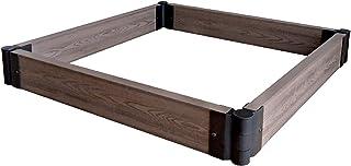 Tenax 花床边缘,棕色,60 x 3.8 x 14 厘米