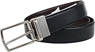 "蔻驰""COACH F59116 MODERN HARNESS CUT-TO-SIZE REVERSIBLE SMOOTH LEATHER BELT"""
